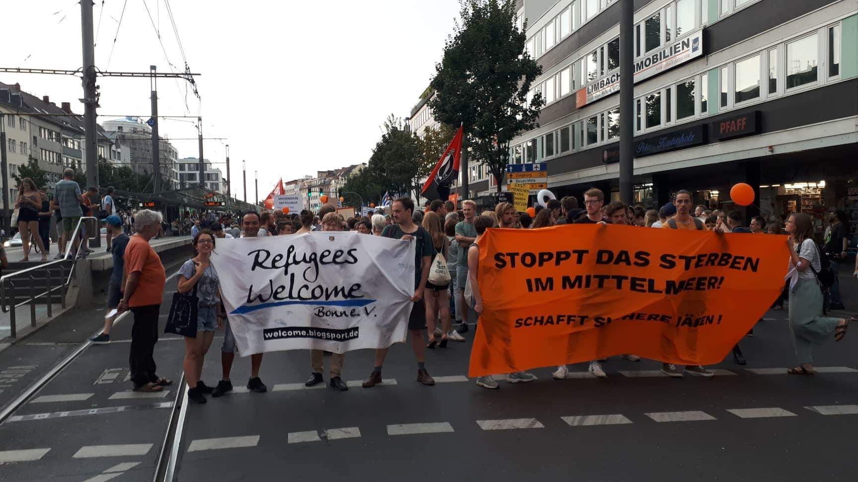 Refugees Welcome Bonn